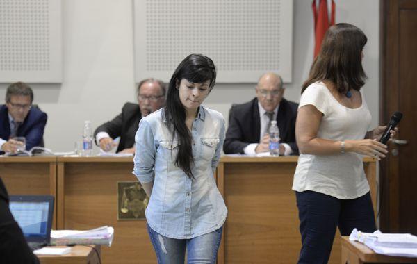 Ayelen Quiroz se enfrenta a una dura sentencia por el asesinato de dos chicas en 2011.