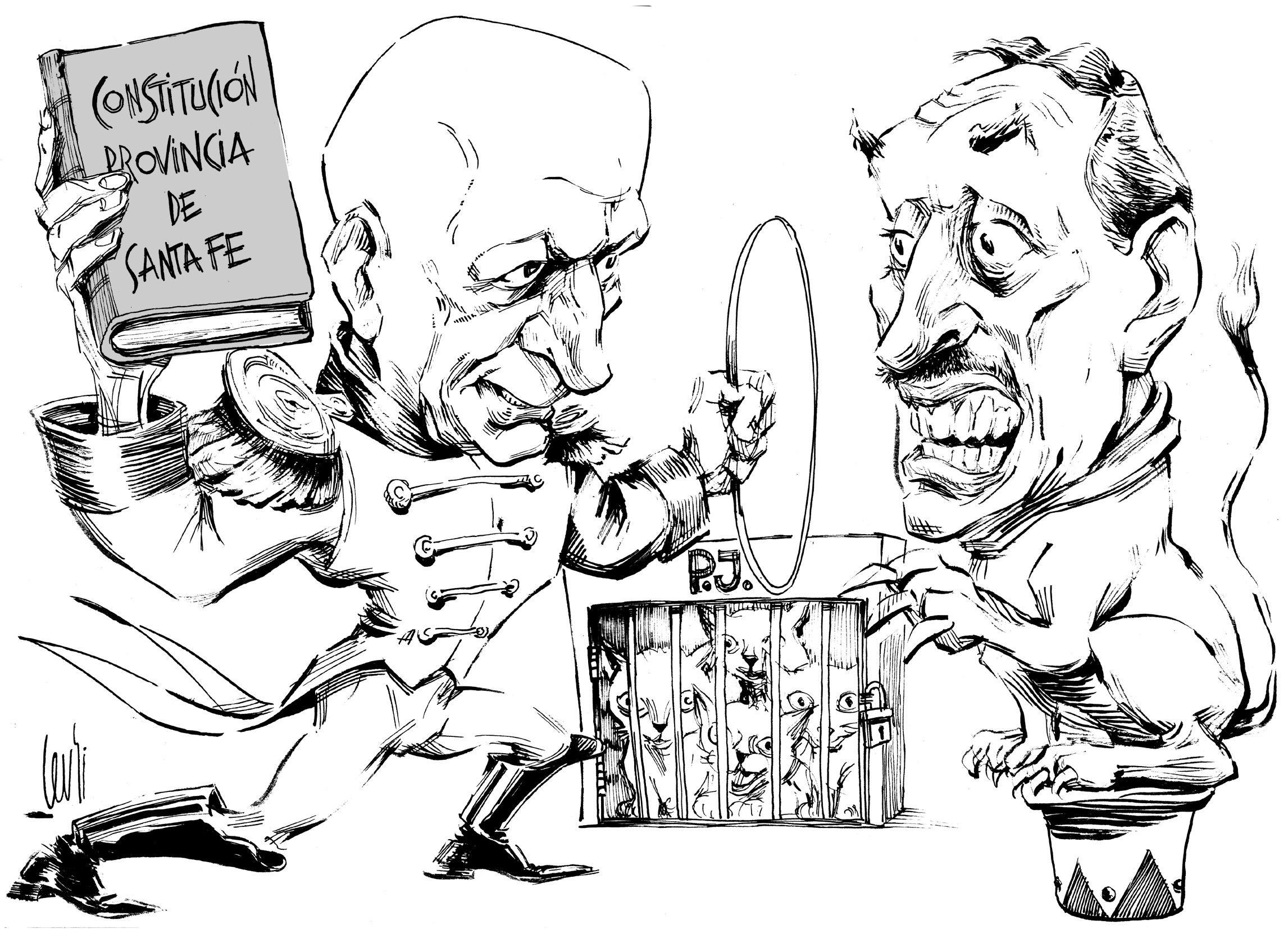 Bonfatti y la oposición domada