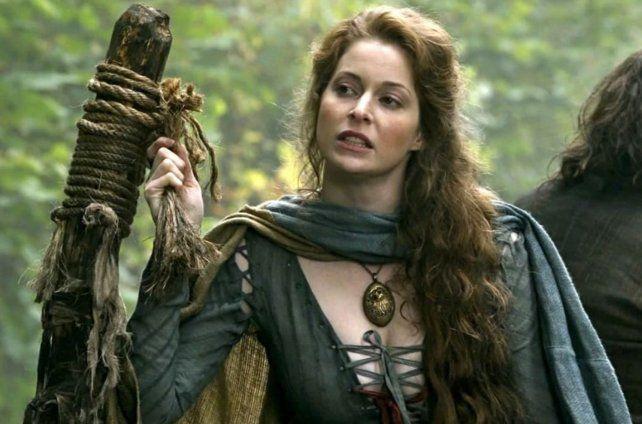 La modelo y actriz es conocida por la serie Game of Thrones.