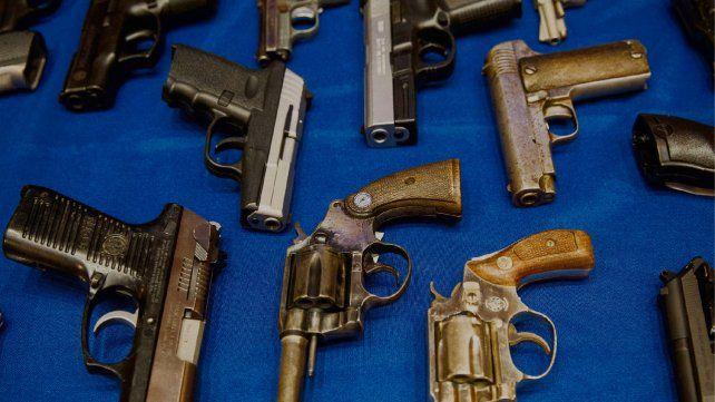 La violencia, abonada por el mercado de las armas de fuego