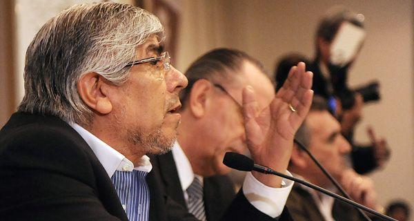 Duro cruce entre la CGT y Aníbal Fernández por la detención de cinco delegados ferroviarios