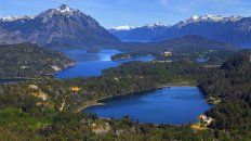 Bariloche es linda todo el año, por lo que a falta de nieve los paisajes igual serán espectaculares.