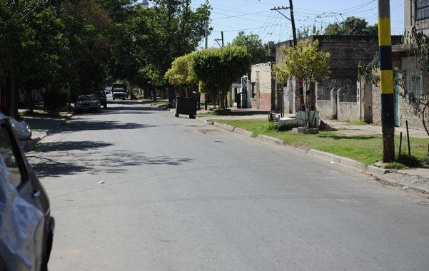 En Tablada. 24 de Septiembre y Necochea