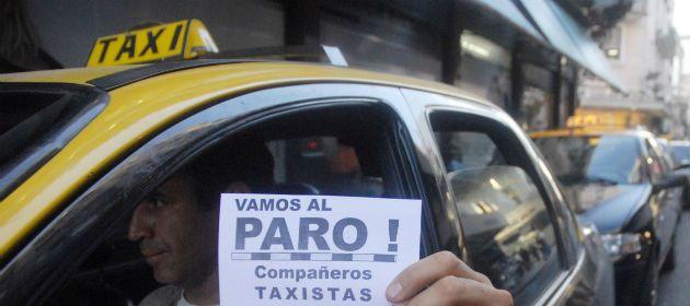 Los taxistas podrían para si no reciben un aumento salarial. (Foto: N. Juncos/Archivo)