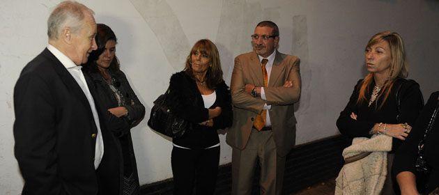Lamberto dice que son prudentes auxiliares de la Justicia. (Foto H.Rio)