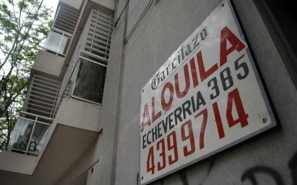 El sector busca regular los incrementos de alquileres por la crisis monetaria. (Foto: F. Guillén)