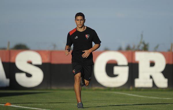 Ponce será esperado hasta último momento para ver si juega ante Gimnasia.