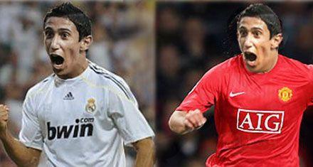 A Di María también lo quieren en el Manchester