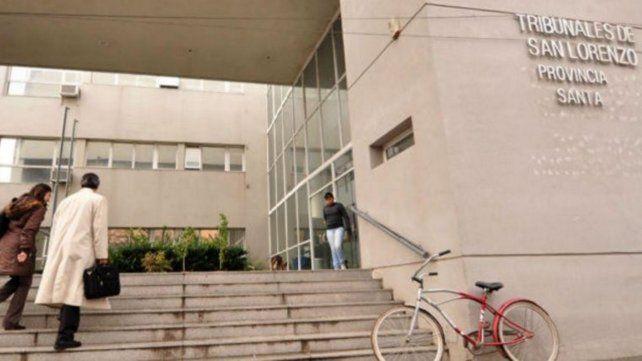 Los Tribunales de San Lorenzo