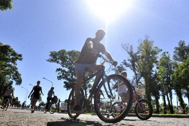 Ciclistas peligrosos: ¿la GUM es un adorno?