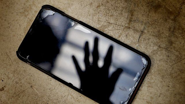 Los celulares sirven para ordenar balaceras