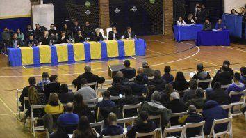 La asamblea de representantes ya tuvo su estreno.