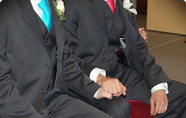 La primera boda gay en recibir bendición religosa será a fin de mes