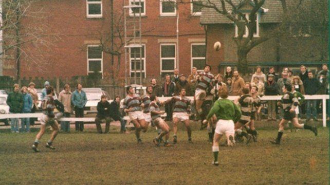 En Inglaterra. Plaza goleó 22-3 a Percy Park.