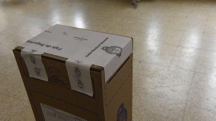 El 14 de noviembre se renovarán bancas en las Cámaras alta y baja de la Nación.