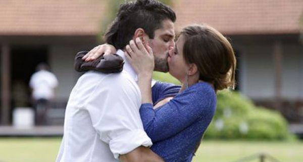 El beso apasionado de Sos mi hombre no pudo con Graduados