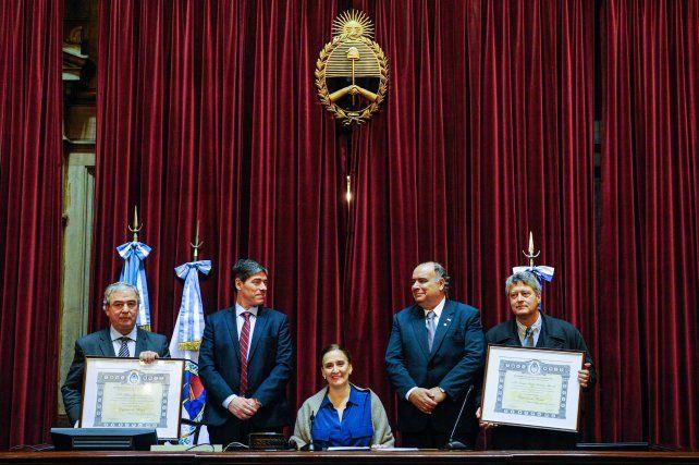 El Senado homenajeó a los políticos uruguayos asesinados durante la dictadura militar