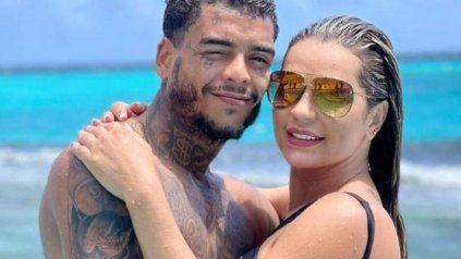 MC Kevin se había casado con Diolene Bejera dos semanas atrás.