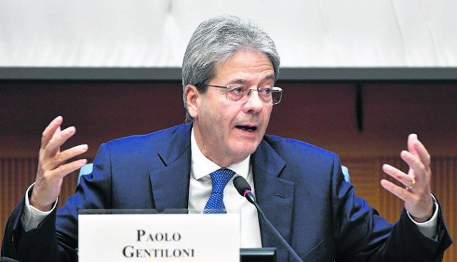 voto. Gentiloni seguirá como premier en funciones hasta los comicios.