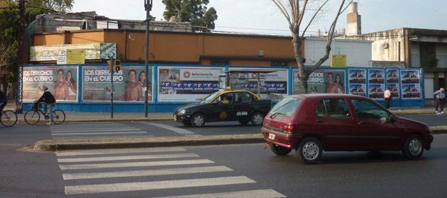 El ataque se produjo esta tarde en Avellaneda y cafferatta. (Foto de archivo)