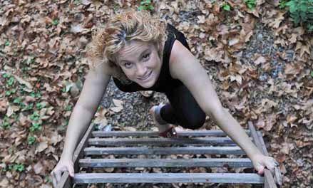 Silvina Santandrea: Soy una enfermita que no puede estar mucho sin actuar