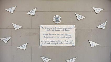 La placa de las artistas Cinthya Blaconá y Jomena Rodríguez se descrubrirá este lunes, a las 16.