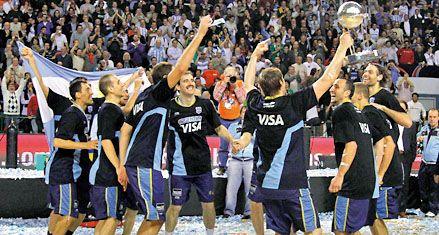 Argentina venció a Brasil y conquistó el torneo Preolímpico por primera vez