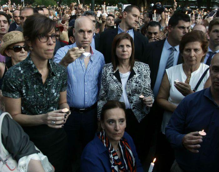 La querella insistió en el planteo que sostiene que a Nisman lo mataron.