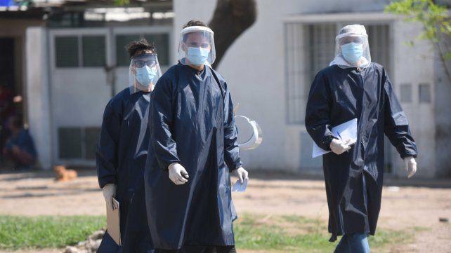 Corrientes y Santa Fe, las provincias con más casos diarios de coronavirus en Argentina