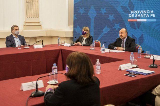 La iniciativa fue presentada por el gobernador Omar Perotti en octubre.