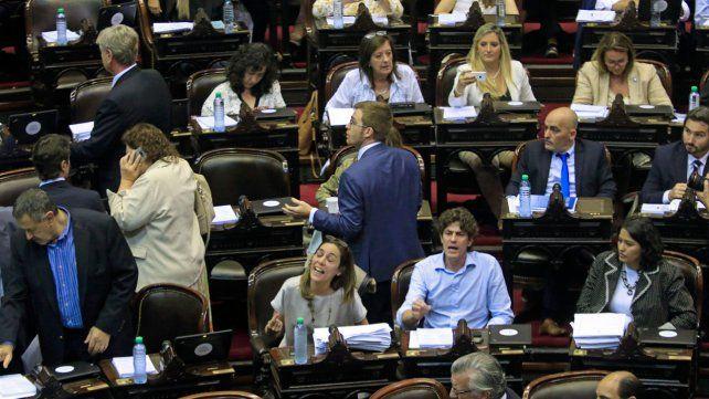 Reforma tributaria en Diputados: seguí la sesión en vivo