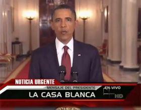 El impactante discurso de Barack Obama