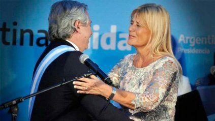 El presidente Fernández confirmó la salida de la ministra de Justicia, Marcela Losardo