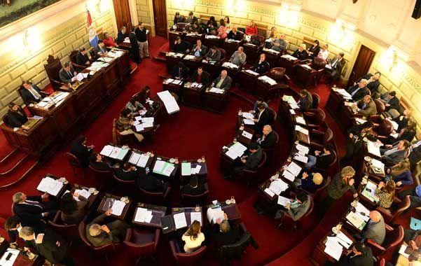 Los diputados votaron la ley en base a un consenso generalizado para que fuera aprobada.