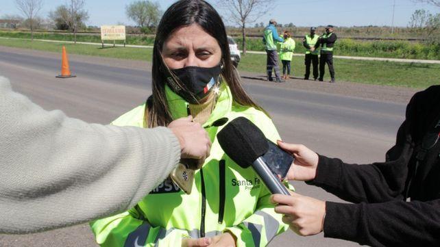 Se busca establecer cómo viajan los chicos en las rutas y brindar información sobre el uso adecuado de medidas de seguridad