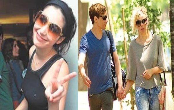La hija de Moria dijo que adora a su ex y está feliz si encontró el amor nuevamente.