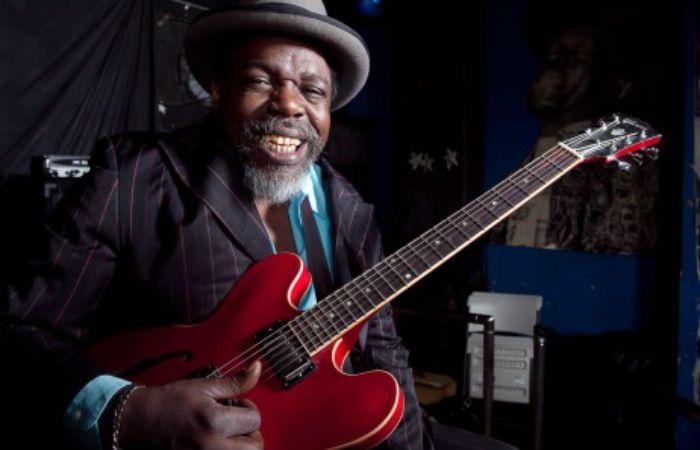 """Pura presencia. El músico de Chicago llega por primera vez a Rosario. """"El  blues está en mi ADN"""""""