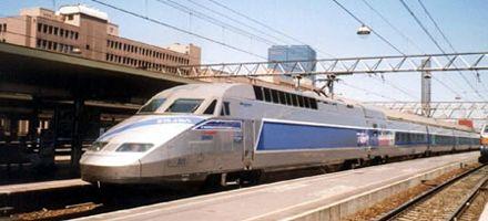 El tren bala apareció finalmente en la letra chica del Presupuesto 2009