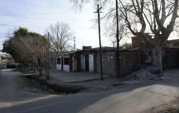 El crimen de García ocurrió un año atrás en Cerrito al 5000.