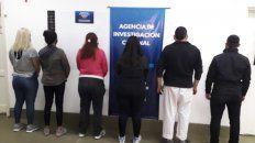Los allanamientos en Rosario se hicieron en las zonas sur y suroeste. Hubo seis detenidos.