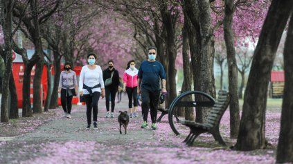 El aire seco favorece la transmisión del coronavirus, revelan científicos de Argentina y EEUU