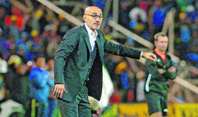 Le fueron fiel. Los jugadores auriazules cumplieron con la táctica anti Boca que ideó Paolo Montero.