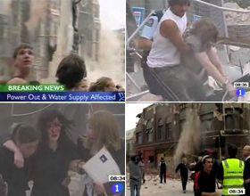 Nueva Zelanda suma 70 muertos y desesperación: Los gritos salen de entre los escombros
