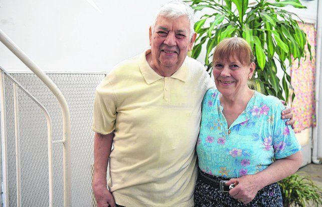 Para tener una vida saludable Jorge comenzó a hacer rehabilitación tres veces por semana y a estar más tranquilo