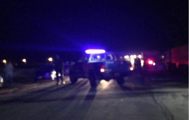 Un nene y una pareja murieron tras chocar con la moto en la ruta 65