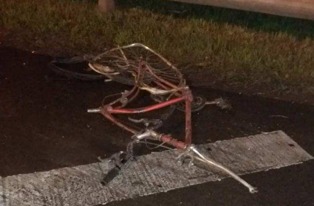 Liberaron al conductor que atropelló y mató a un ciclista y se fugó