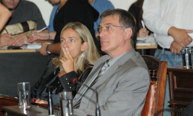 María Eugenia Schmuck y Jorge Boasso apoyaron a Chale en su salida del gabinete de Mónica Fein.
