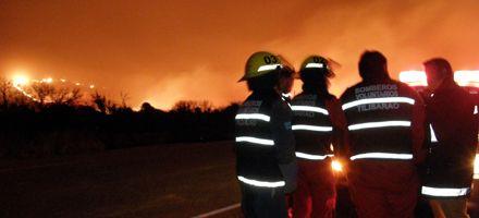 Continúa el fuego en San Luis y otras 20 personas debieron ser evacuadas