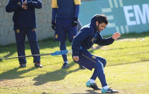 Experiencia. Paulo Ferrari dijo que la B Nacional es un torneo traicionero. (Foto: Angel Amaya)