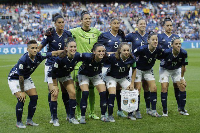 El sueño mundialista de las chicas de la selección llegó a su fin